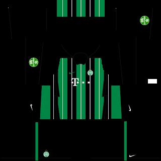 Ferencvárosi TC Away Kit