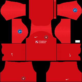 FC Midtjylland Away Kit