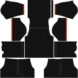Germany Euro Cup 2021 Away Kit
