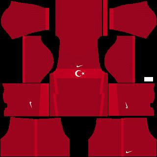 Turkey Euro Cup 2021 Away Kit