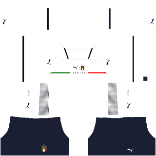 Italy Euro Cup 2021 Forth Kit