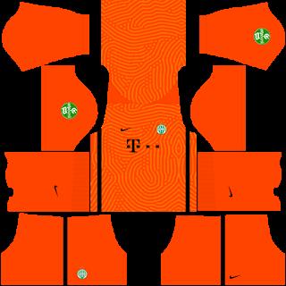 Ferencvárosi TC Goalkeeper Away Kit