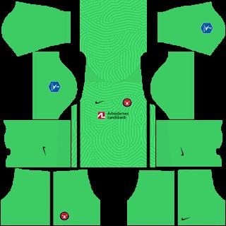 FC Midtjylland Goalkeeper Away Kit