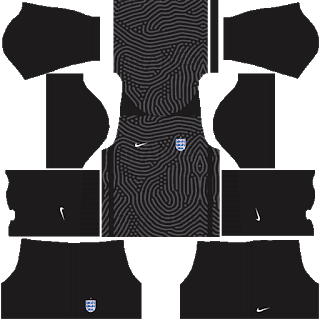England Euro Cup 2021 Goalkeeper Away Kit