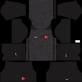 Turkey Euro Cup 2021 Goalkeeper Away Kit