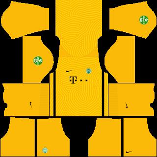 Ferencvárosi TC Goalkeeper Home Kit
