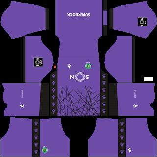 Sporting CP GoalkeeperThird Kit