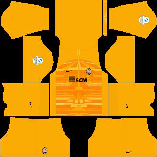 FC Shakhtar Donetsk Goalkeeper Third Kit
