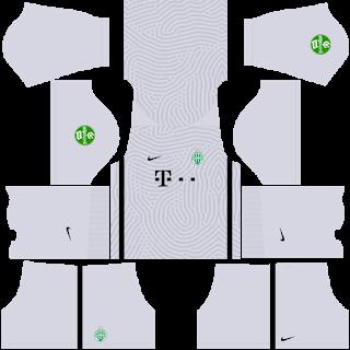 Ferencvárosi TC Goalkeeper Third Kit