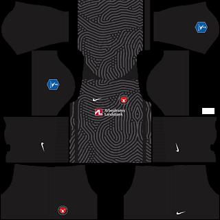 FC Midtjylland Goalkeeper Third Kit