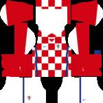 Croatia Euro Cup DLS Kits 2021