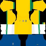 Brazil Copa América DLS Kits 2021