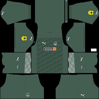 FC Krasnodar DLS Kits 2021