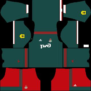 FC Lokomotiv Moscow DLS Kits 2021