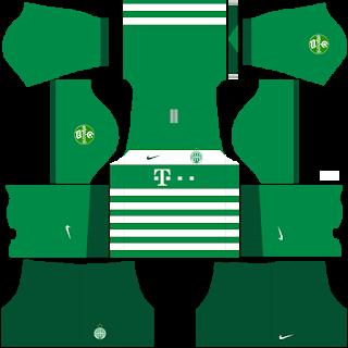 Ferencvárosi TC DLS Kits 2021