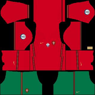 Portugal Euro Cup DLS Kits 2021