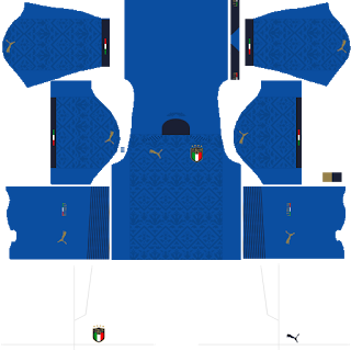 Italy Euro Cup DLS Kits 2021