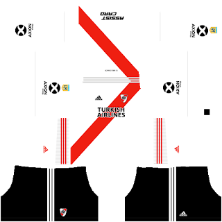River Plate Home Kit