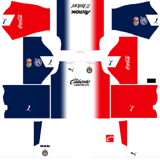 Chivas De Guadalajara Away Kit