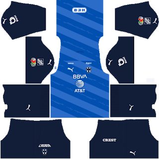 CF Monterrey Away Kit