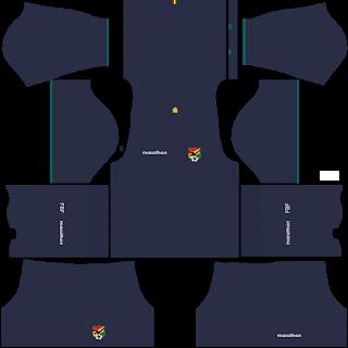 Bolivia Copa América 2021 Goalkeeper Home Kit