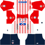 Atlético Junior DLS Kits 2021