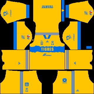 Tigres UANL DLS Kits 2021