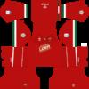 Patriotas Boyacá DLS Kits 2021