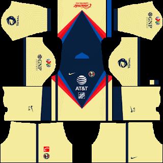 Club America DLS Kits 2021
