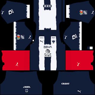 CF Monterrey DLS Kits 2021