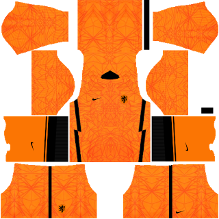 Netherlands Euro Cup DLS Kits 2021