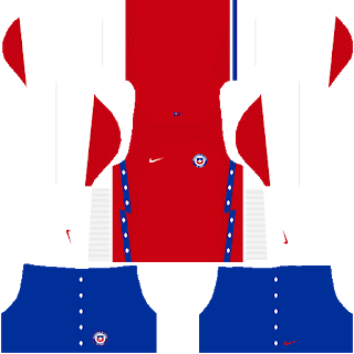 Chile Copa América DLS Kits 2021