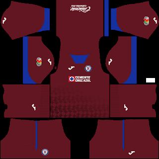 Cruz Azul Third Kit