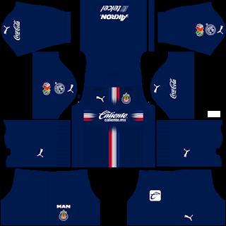 Chivas De Guadalajara Third Kit