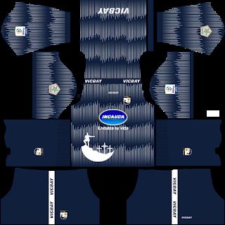Atlético Cali Away Kit
