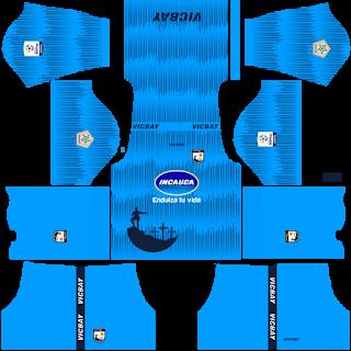 Atlético Cali Goalkeeper Away Kit