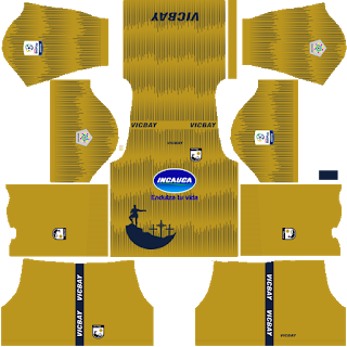 Atlético Cali Goalkeeper Home Kit