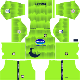 Atlético Cali Goalkeeper Third Kit