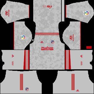 Atletico Madrid Fantasy Third Kit