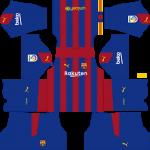 Barcelona DLS Fantasy Kit