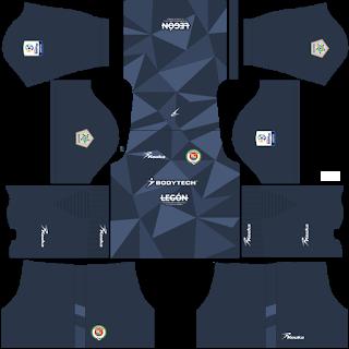 Cortuluá Goalkeeper Away Kit