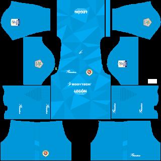 Cortuluá Goalkeeper Home Kit