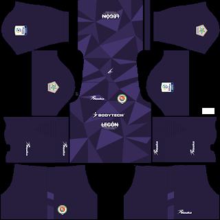 Cortuluá Goalkeeper Third Kit