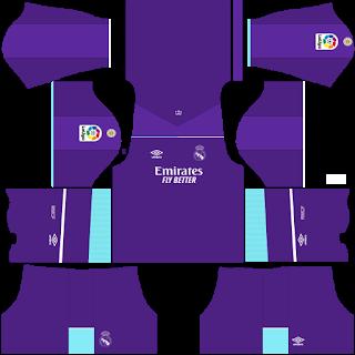 Real Madrid Fantasy Away Kit