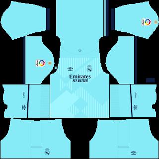 Real Madrid Fantasy Third Kit