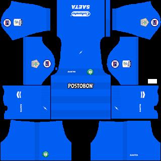 Valledupar FC Goalkeeper Away Kit