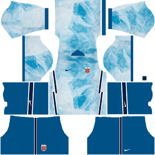 Norway World Cup Qualifiers 2022 Away Kit