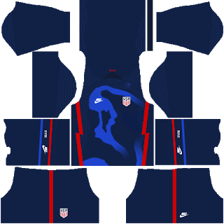 United States World Cup Qualifiers 2022 Away Kit