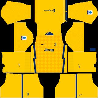 Juventus Fantasy Away Kit
