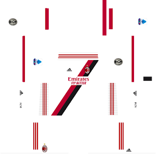 AC Milan Fantasy Away Kit